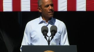 Obama Links Conservation to Climate Change