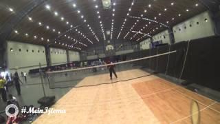 Salana Ijtema 2014 - Badminton