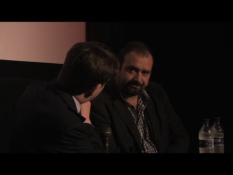 Return to Homs: Curzon Q+A - 10/07/2014