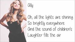 Fifth Harmony - All I Want For Christmas Is You Lyrics + Pictures