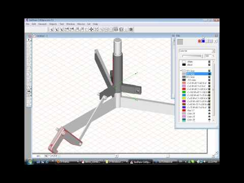 Combining Projections to Create Enhanced Lineart Images [SFBay Arbortext PTC User Meeting]