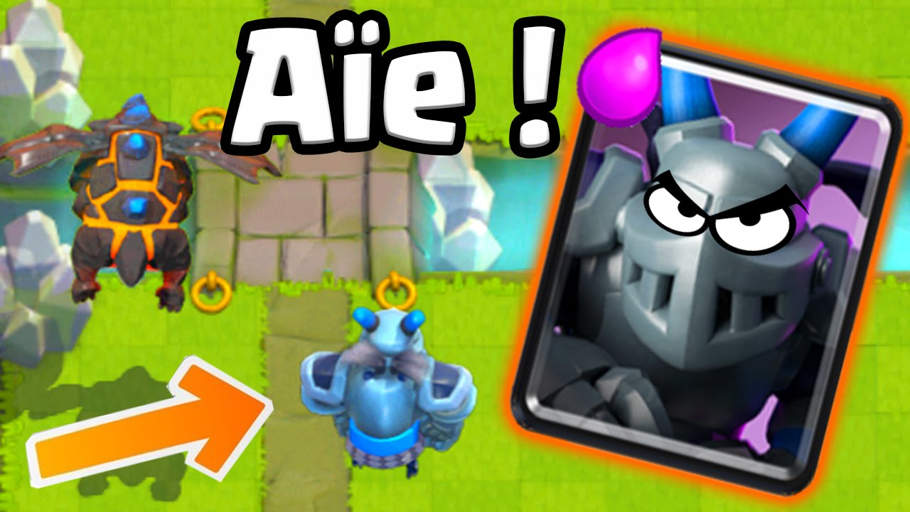Clash royale deck ultime m ga gargouille ar ne 7 8 for Clash royale meilleur deck arene 7