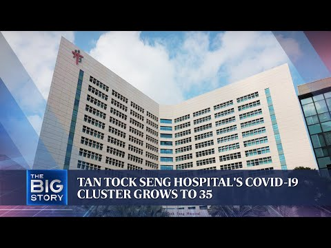 Tan Tock Seng Hospital's Covid-19 cluster grows to 35 | THE BIG STORY