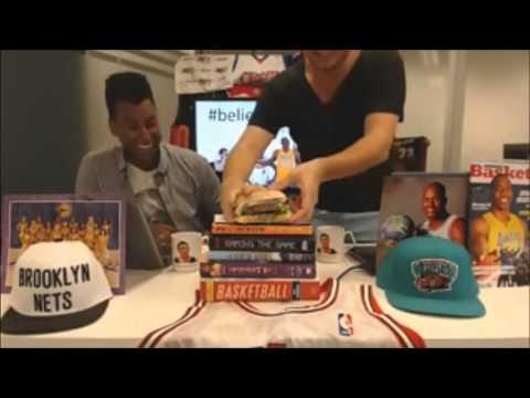 Episode 56 - NBA Q1 Report - #believethehype TV