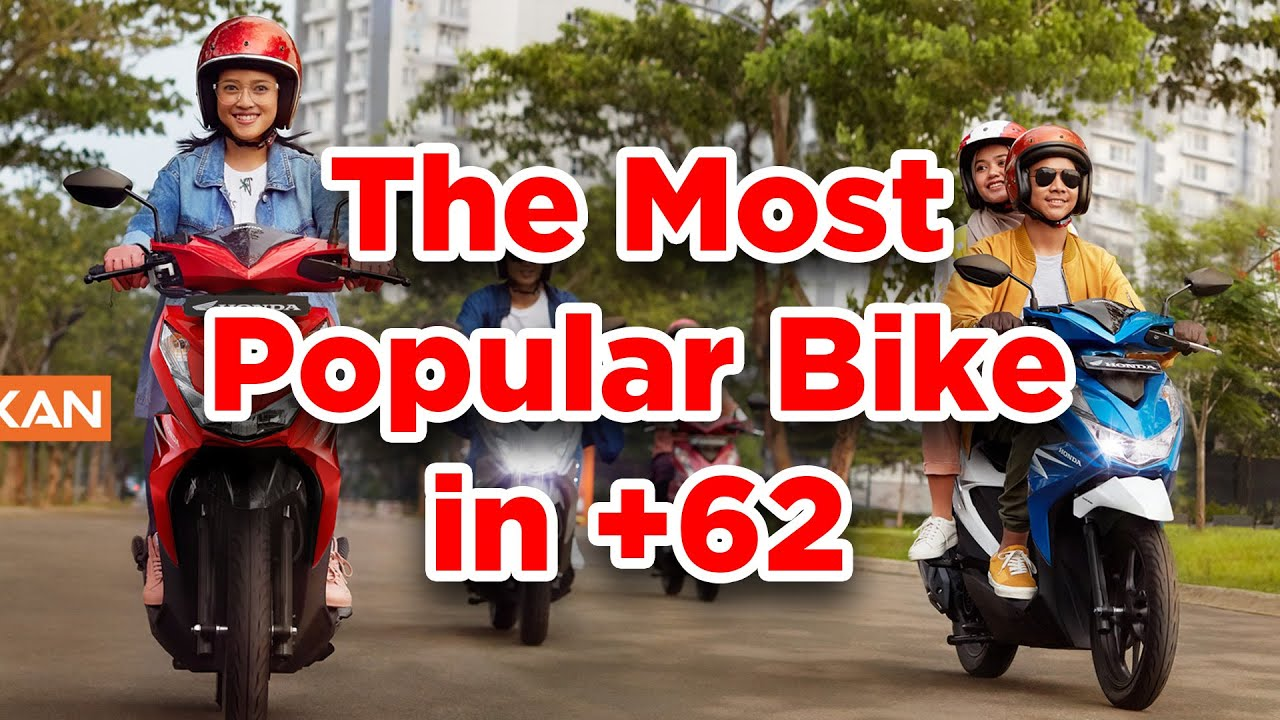 Why Is This The Most Popular Motorcycle in Indonesia?