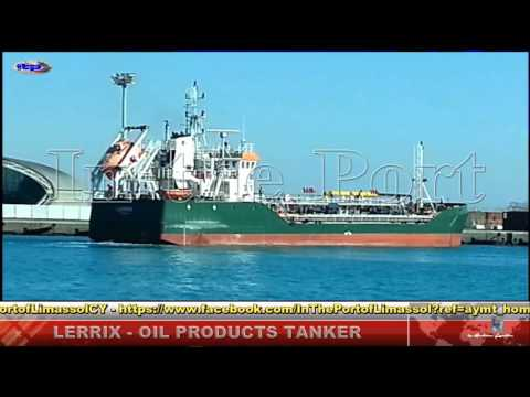 LERRIX -  OIL PRODUCTS TANKER