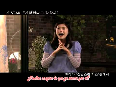 [MV][Playful Kiss] Soyu (SISTAR) - Should I Confess OST [Beso Travieso] (Sub Español)