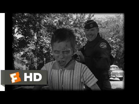 Fido (2006) - Zomcon Newsreel Scene (1/11) | Movieclips