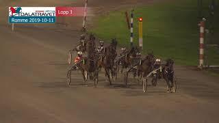 Vidéo de la course PMU PRIX AVESTATRANARNAS LOPP - SVENSK TRAVSPORTS UNGHASTSERIE