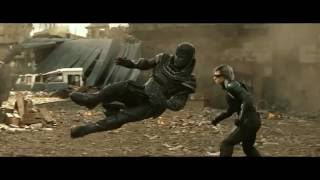 Люди Икс: Апокалипсис ртуть против апокалипсиса HD 1080p
