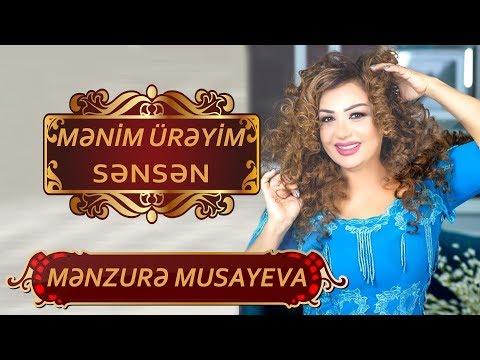 Menzure Musayeva - Menim Ureyim Sensen 2018