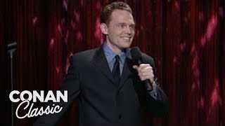 "Bill Burr Stand-Up On ""Late Night With Conan O'Brien"" 04/29/99"