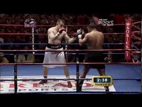 Jason Estrada vs Tomasz Adamek Full Fight Highlights
