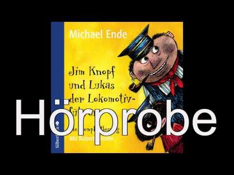Jim Knopf und Lukas der Lokomotivführer YouTube Hörbuch Trailer auf Deutsch