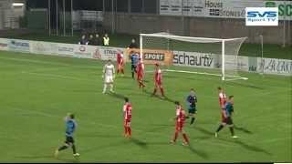 Fußball SC Parndorf gegen SVS