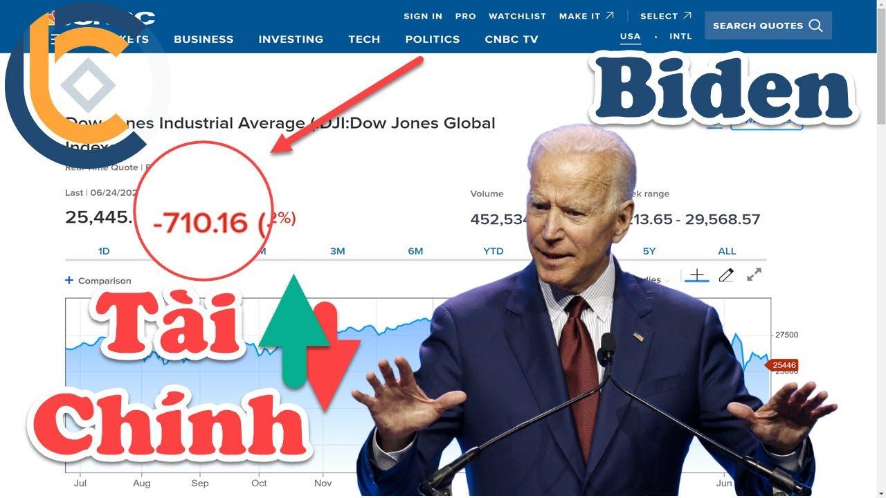 605 – 🔴 Nếu Joe Biden Trở Thành Tổng Thống Thì Tài Chính Sẽ Ra Sao?