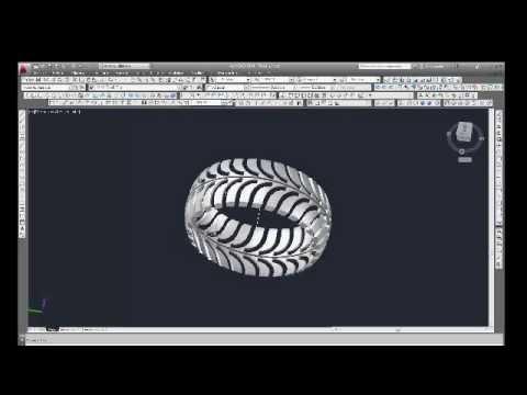 Autocad la conception d 39 un pneu de voiture en 3d youtube - Voiture autocad ...