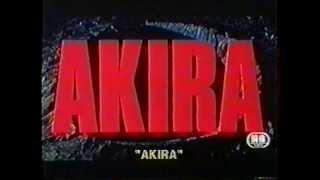 Akira - AMV (VHS-RIP)