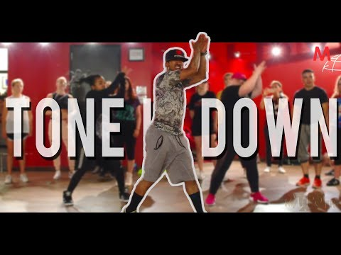 Gucci Mane Ft. Chris Brown - Tone It Down | Choreography With Kanec
