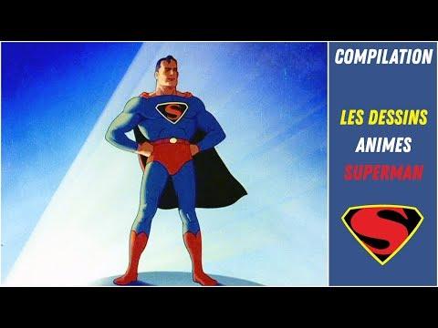compilation les dessins animes superman 1941 en entier vf youtube. Black Bedroom Furniture Sets. Home Design Ideas