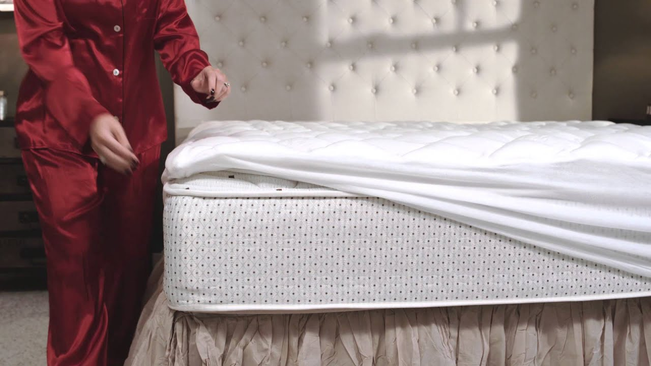 by country sleep mattress mattresses topper davidson silver beautyrest canada top simmons pillow