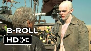 Max Max: Fury Road B-ROLL 1 (2015) - Nicholas Hoult, Tom Hardy Movie HD