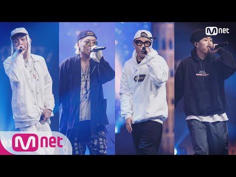 Show Me The Money777 [5회] Team 코드 쿤스트 & 팔로알토 (pH-1, 키드밀리, 루피, 콸라) Good Day(feat. 팔로알토)(prod. 코드쿤스트)