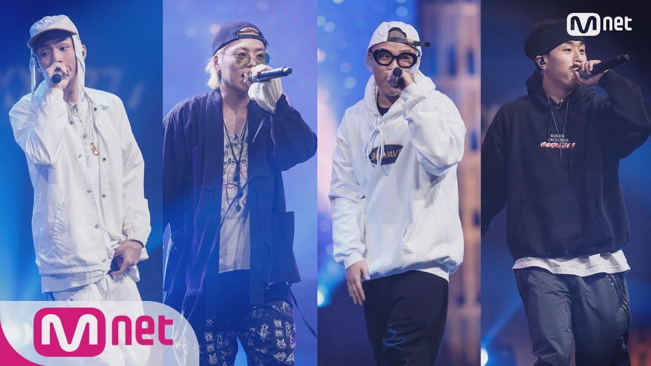 Show Me The Money777 [5회] Team 코드 쿤스트 & 팔로알토 (pH-1, 키드밀리, 루피, 콸라) Good Day(feat. 팔로알토)(prod. 코드쿤