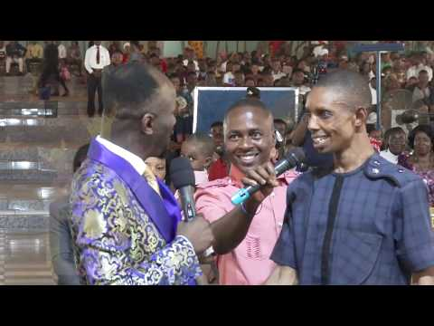 OMG! ?  So Apostle Suleman Would do this?!