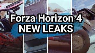 Forza Horizon 4 New Car Leaks