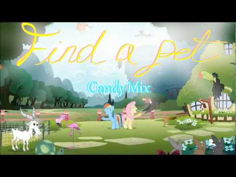 Foozogz - Find A Pet (Candy Mix)