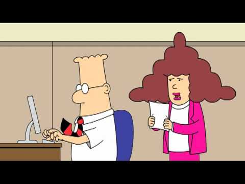 Dilbert:  Alice's Proposal and Budget Blunder