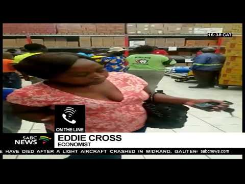 Zimbabwe's cash crisis loom