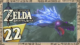 THE LEGEND OF ZELDA BREATH OF THE WILD Part 22: Naydra, the dragon of wisdom