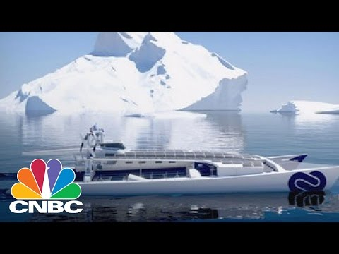 The First Zero Emissions Ship Is Sailing Around The World | CNBC