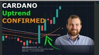ADA Cardano Mainnet Upgrade! #Cardano Bullrun Slowly Building as Crypto Grows