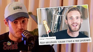 PewDiePie on Why He Stopped Drinking