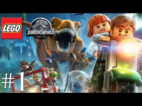 LEGO Jurassic World #1 FR (100%) streaming vf