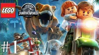 LEGO Jurassic World #1 FR (100%)