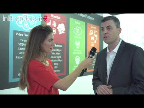 InBroadcast interview with Eitan Koter from Vimmi at IBC 2017