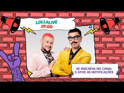 Dando pinta no Lolla BR 2019  Música Multishow