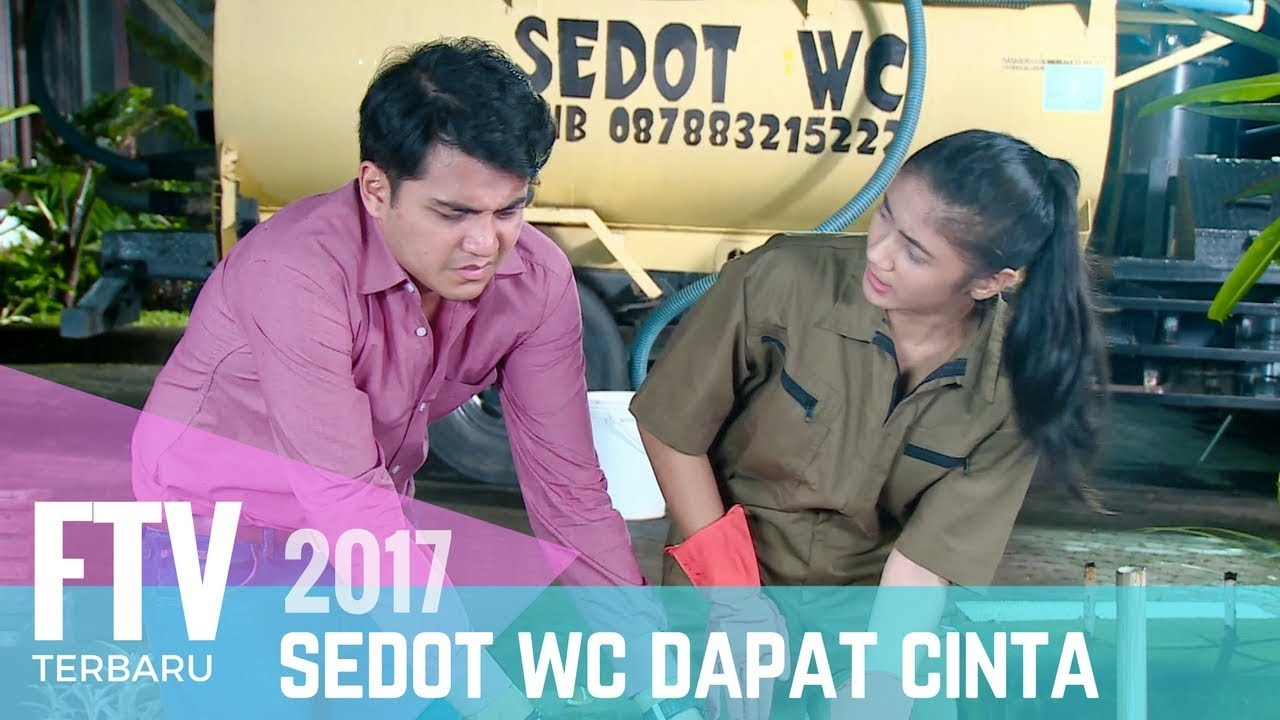 Download FTV Rizky Alatas & Akina Fathia   Sedot WC Dapat Cinta