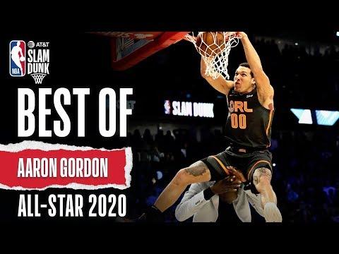 Aaron Gordon's Best #ATTSlamDunk's