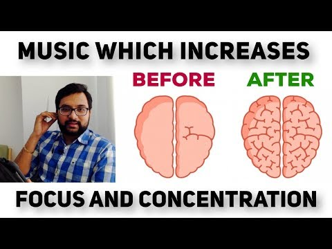 पढ़ते समय इसी MUSIC को सुनें (tested) to Increase Concentration and Focus in Study