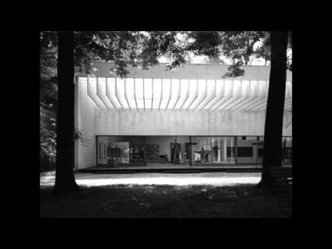 17.  Pabellón Nórdico de la Bienal de Venecia - Sverre Fehn