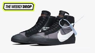 d57038c9eb44 Off-White x Nike Blazer Australian Sneaker Release Info  The Weekly Drop