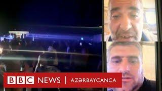 """Rusiya- Azərbaycan sərhədində gərginlik: """"Güllə atırdılar"""""""