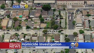 Body Found In Garage Of Wilmington Home, Foul Play Suspected