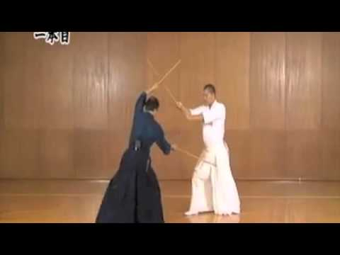 Learning Musashi Miyamoto's Enmei-Ryu (once thought have died out)