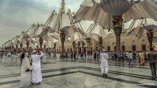Download Mp3 Detik-detik Terbukanya Payung Di Halaman Masjid Rasulullah, Semoga Terbuka Juga